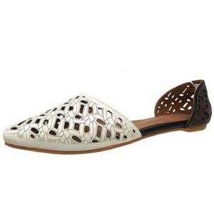 Jeffrey Campbell D'Orsay In Love Flats Size 8.5